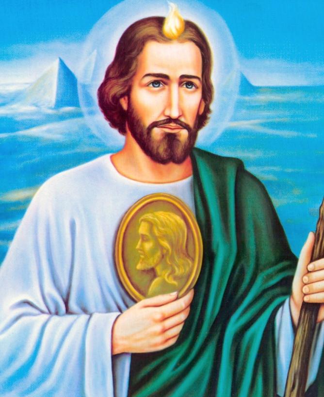 Молитва к юда тадею