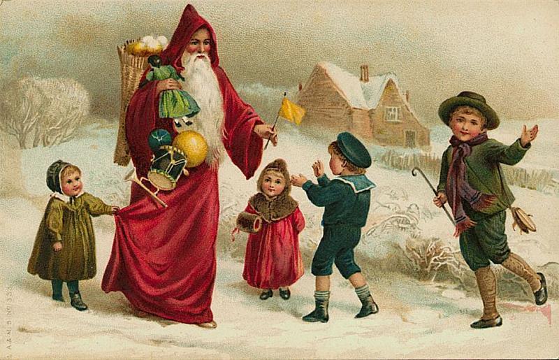 День Святого Миколая (19 грудня) 5df18c8f2e43t